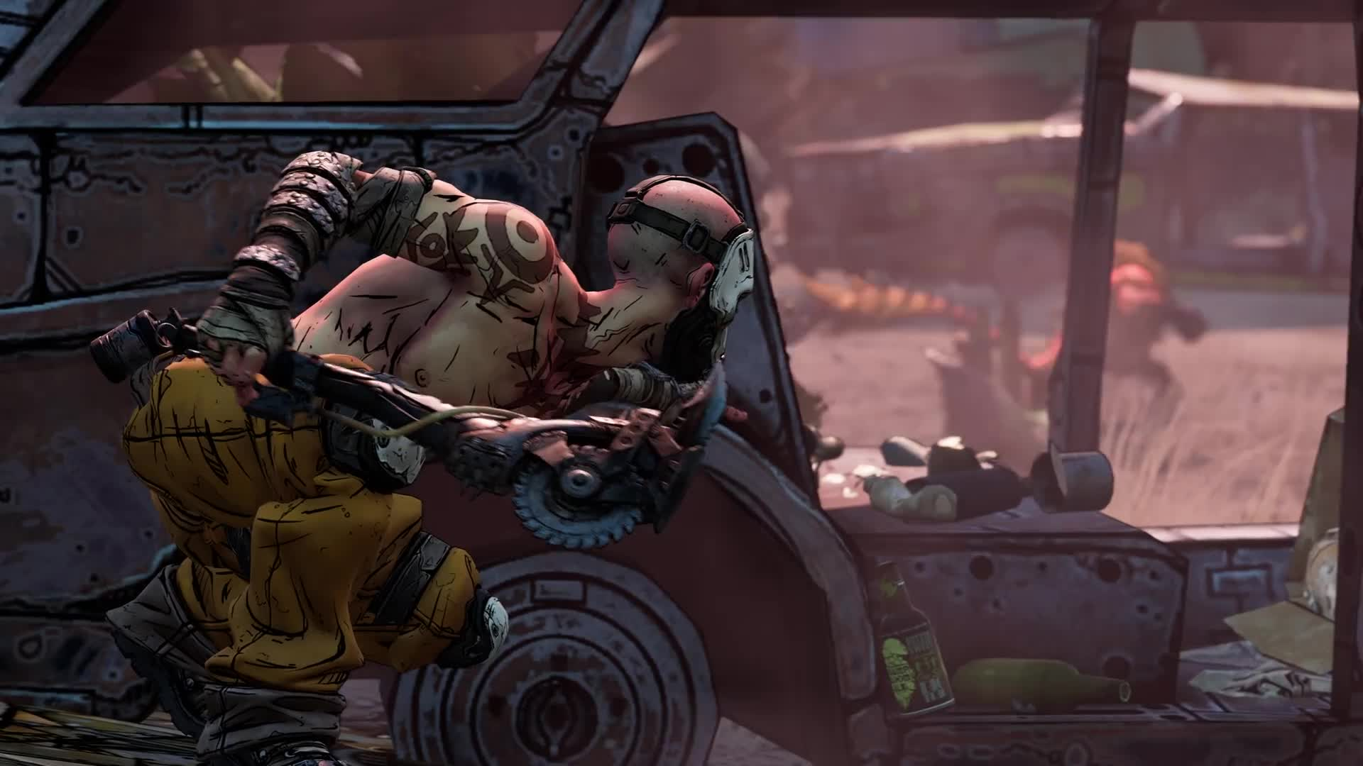 Borderlands 3 - FL4K Character Trailer - The Hunt [HD] screen capture