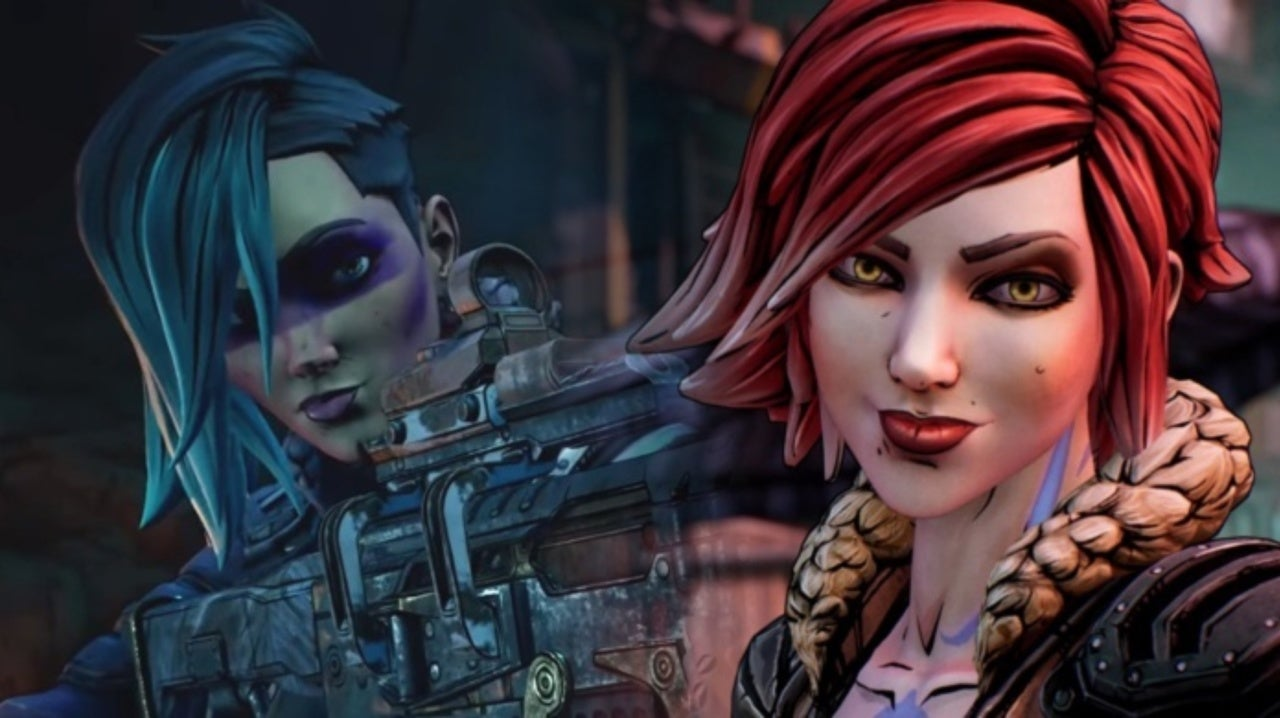 Borderlands 3's Lorelei Originated from a First Attempt at Lilith's Updated Model