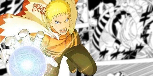 Boruto Naruto Jigen Fight Chapter 37