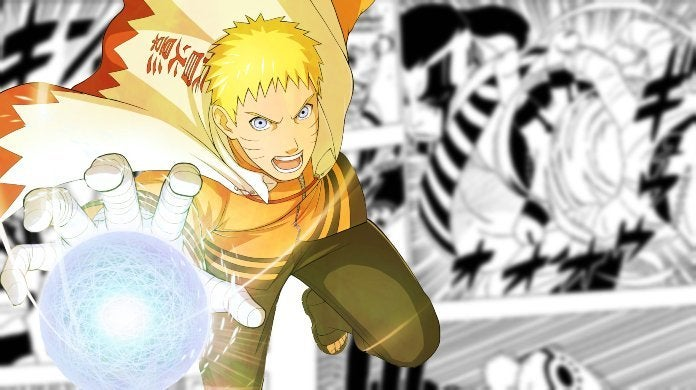 Boruto Naruto Jigen Fight Chapter 37