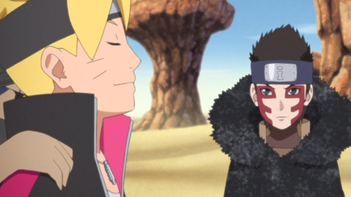 Boruto Naruto Shinki Episode 121
