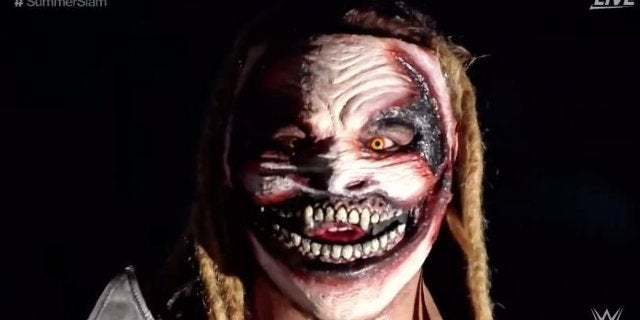 Watch Bray Wyatt's Full WWE SummerSlam Entrance as 'The Fiend'