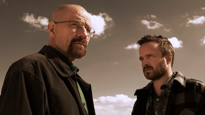 Breaking Bad Paul Cranston