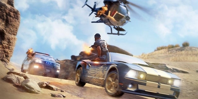 Call of Duty: Black Ops 4 Hot Pursuit is Back in Blackout on All Platforms