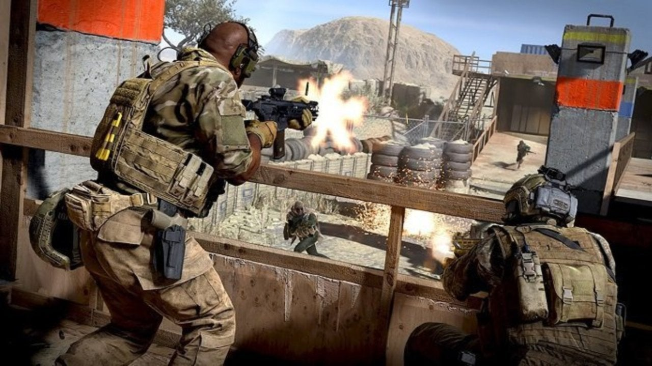 Call of Duty: Modern Warfare's 2v2 Multiplayer Alpha Is Now Available to Download