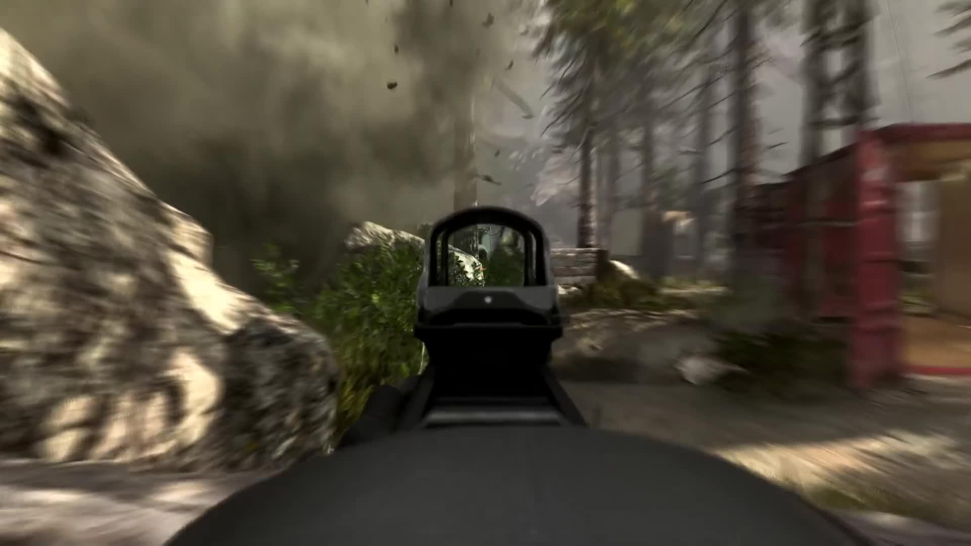 Call of Duty: Modern Warfare - 2v2 Alpha Trailer [HD] screen capture