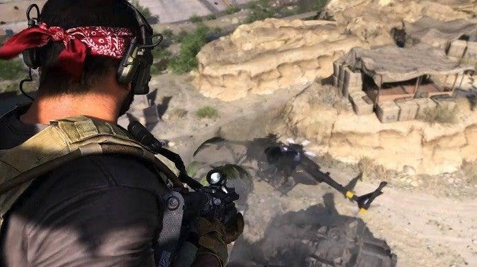Call of Duty Modern Warfare Multiplayer