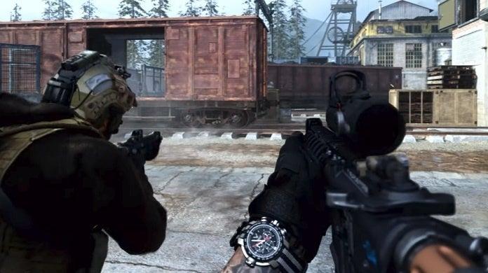 Call of Duty Modern Warfare Watch