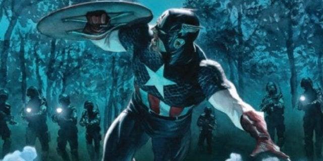 Marvel Makes Major Change to Captain America