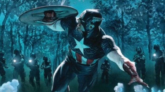 Captain America 12 (2019) Steve Rogers Retires Captain America