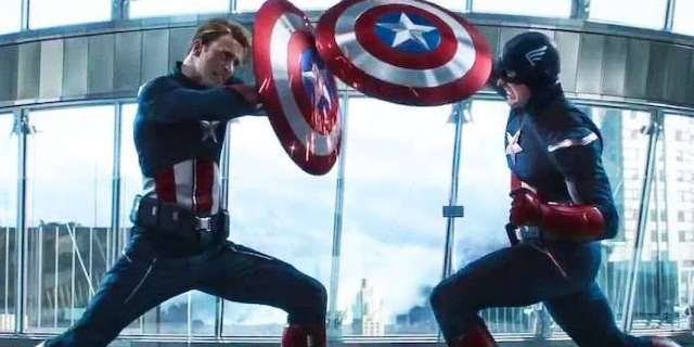 Captain America's Decision In Avengers: Endgame Was Influenced By Fight With His Younger Self