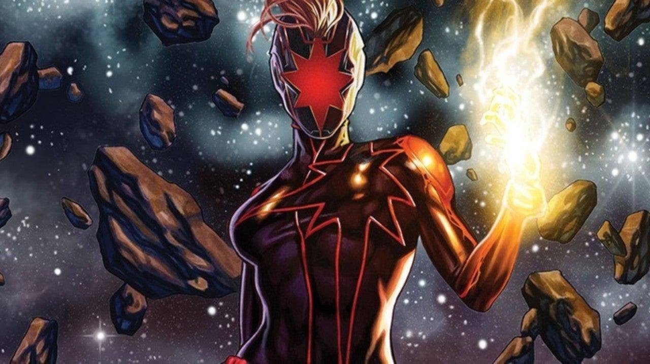 Captain Marvel Writer Teases Dark Carol and The Last Avenger