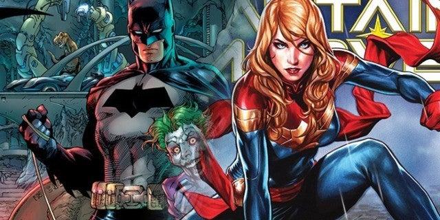 Captain Marvel Now Has Her Own Version of Batman's Batcave
