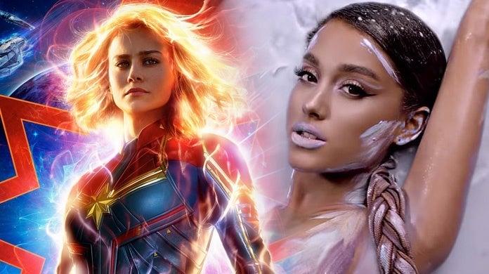 Captain-Marvel-Brie-Larson-Ariana-Grande-Cover
