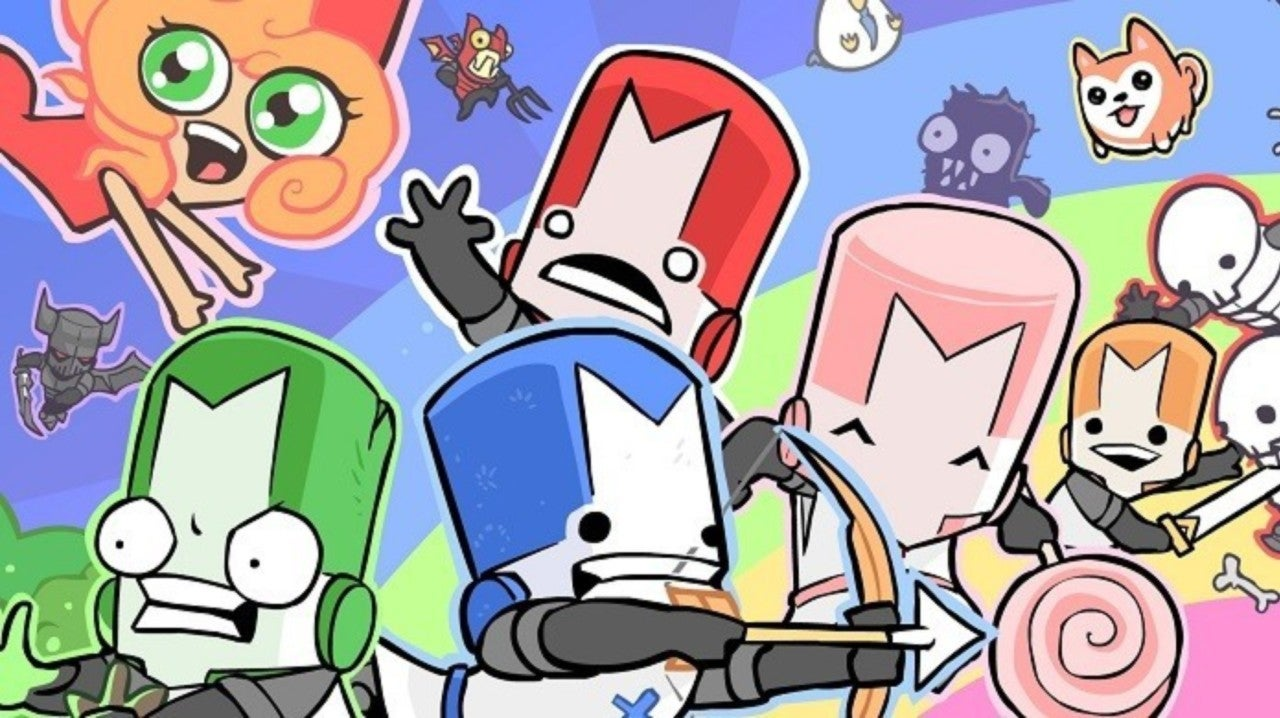 Castle Crashers Remastered PlayStation 4 Release Date Revealed