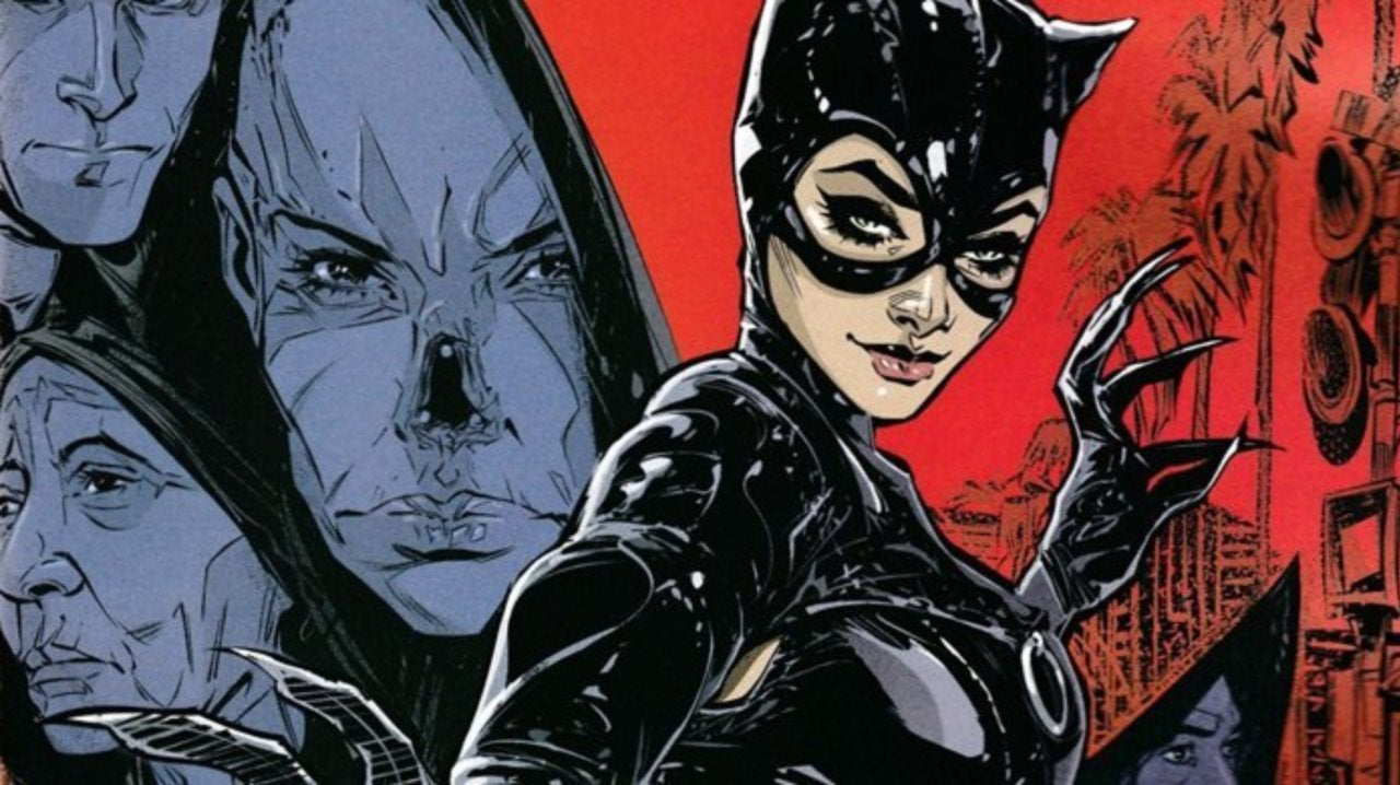Catwoman Debuts New More Provocative Costume