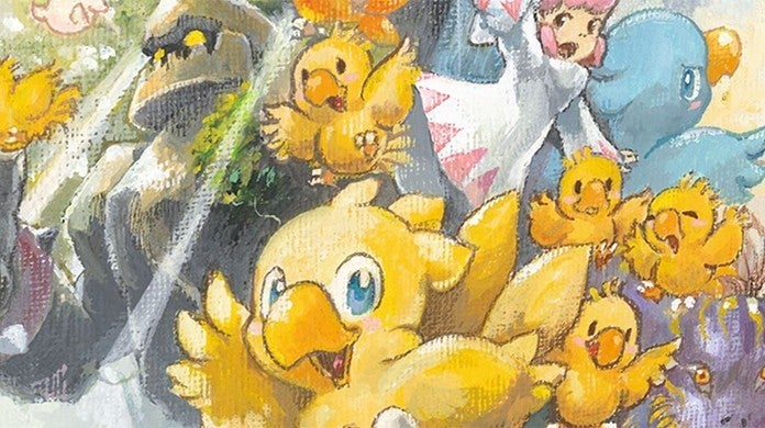chocobo party up