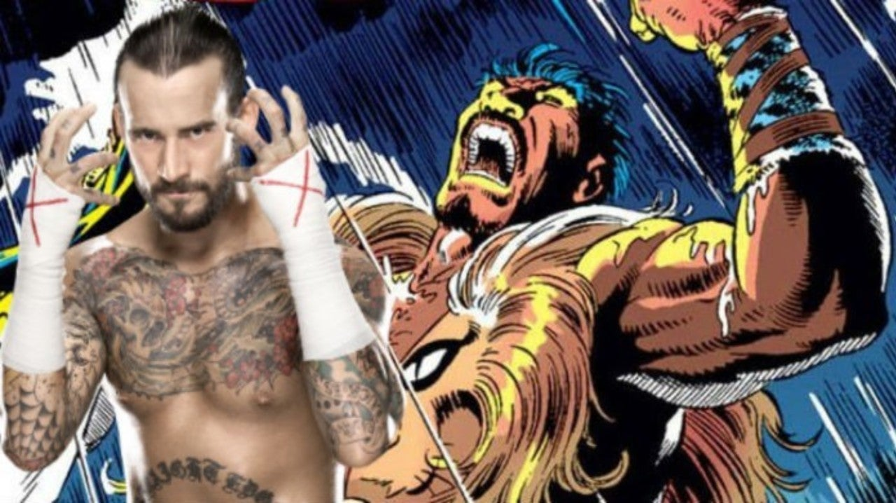 CM Punk Names Kraven the Hunter, Moon Knight As Movie Roles