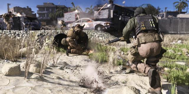 Call of Duty: Modern Warfare Offers Epic Hands-On Experience