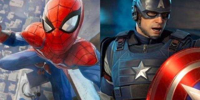 Marvel's Avengers Distances Itself From Spider-Man PS4
