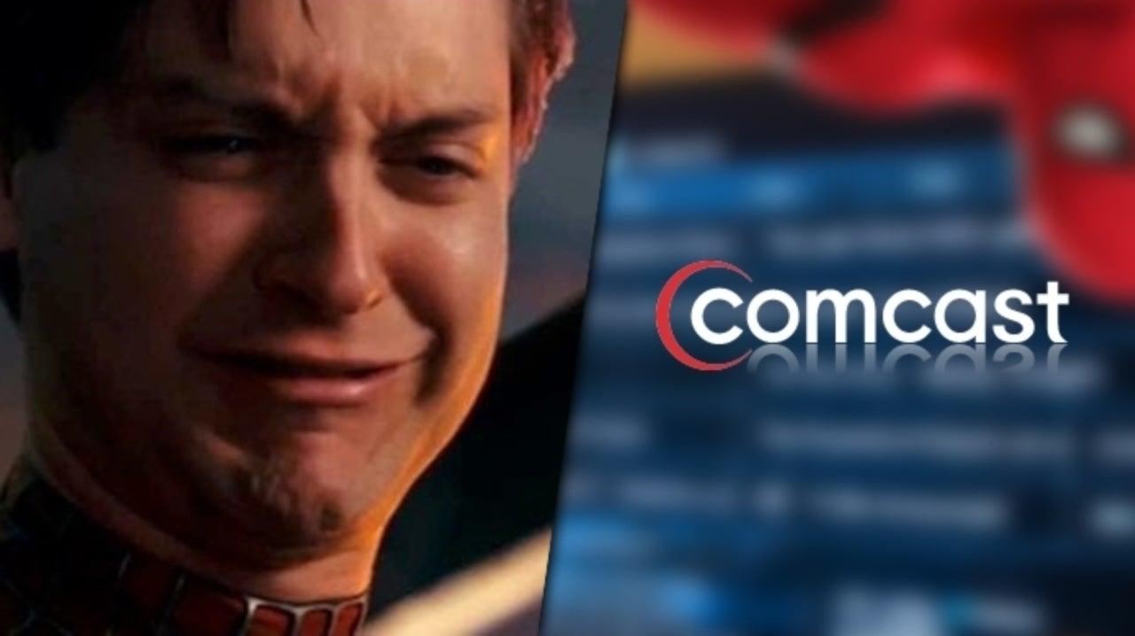 Comcast Brutally Trolls Spider-Man Fans with Avengers: Endgame Listing