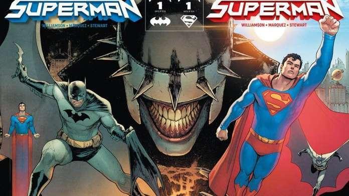 Comic Reviews - Batman Superman #1