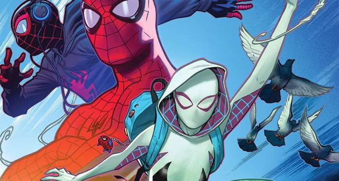 Comic Reviews - Ghost Spider #1
