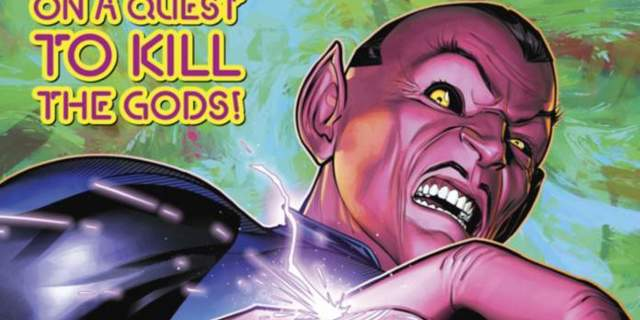 Comic Reviews - Sinestro Year of the Villain #1