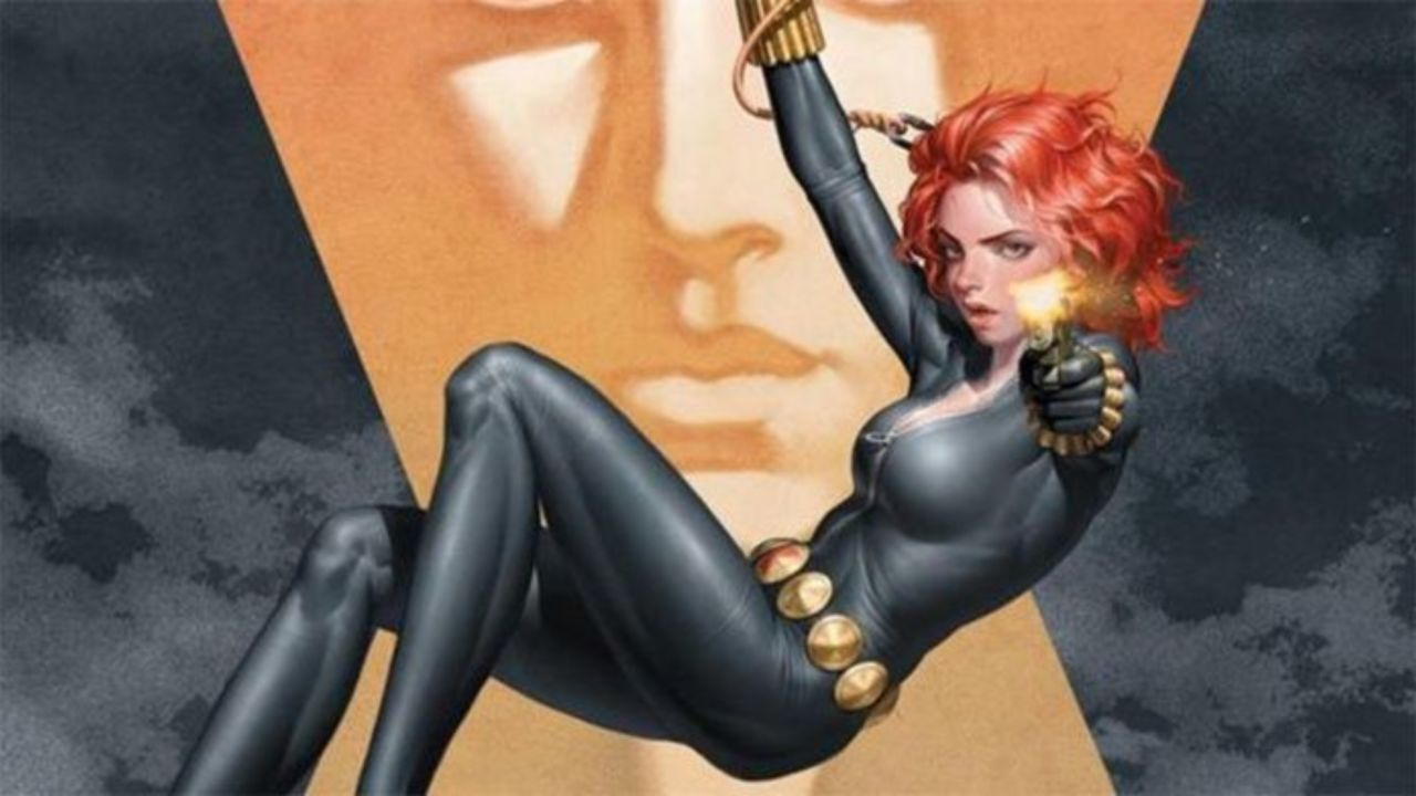 Marvel Reveals New Costume for Black Widow