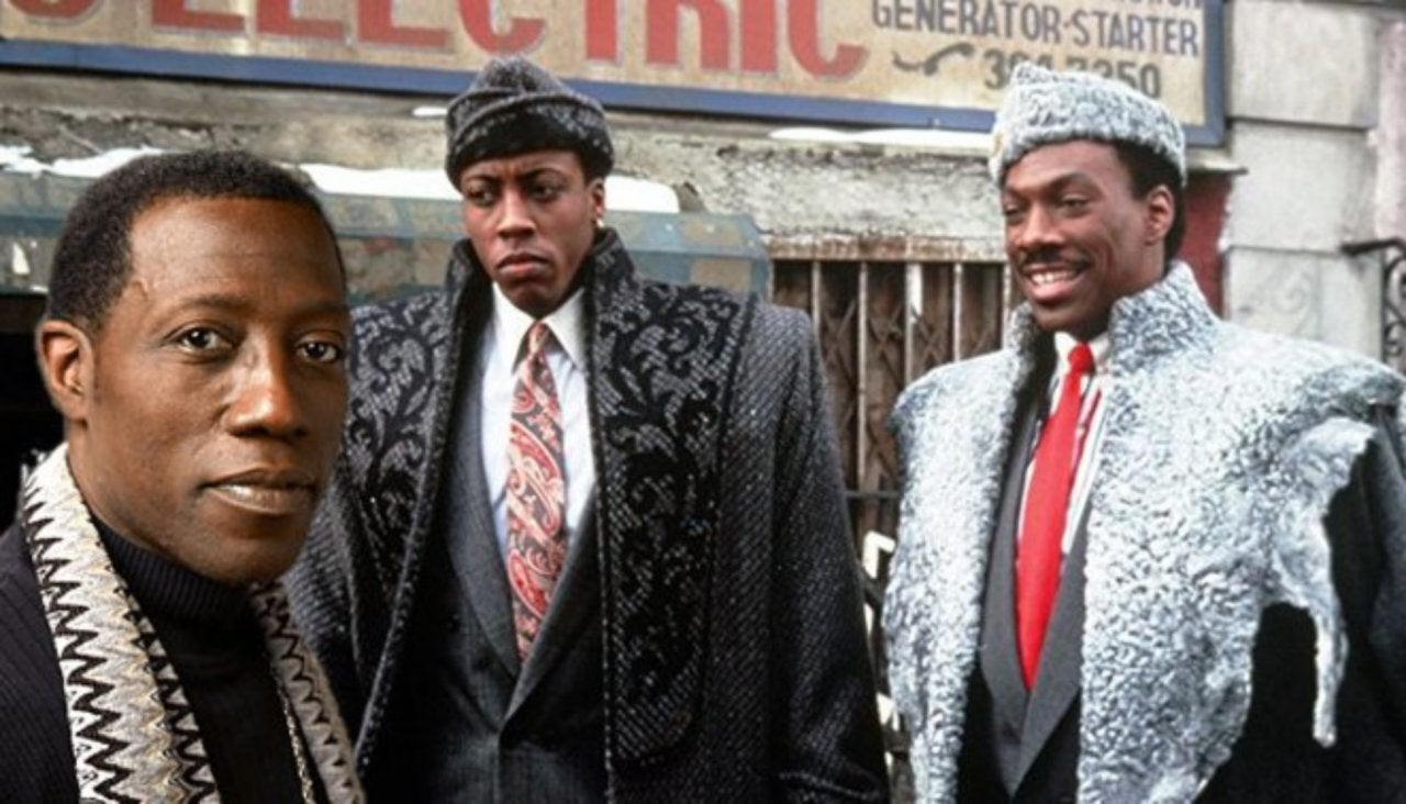 Coming to America 2 Adds Wesley Snipes to Cast