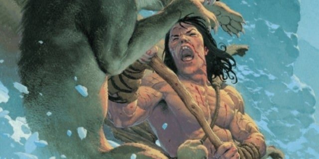 Conan the Barbarian: Exodus #1 Review: A Beautifully Rendered, Heart-Stopping Adventure