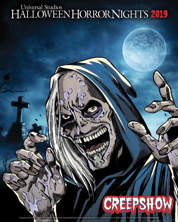 Halloween Horror Nights 2019 Poster.Creepshow Maze At Halloween Horror Nights Promise The Most