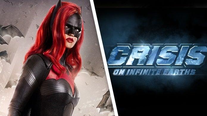 crisis on infinite earths batwoman