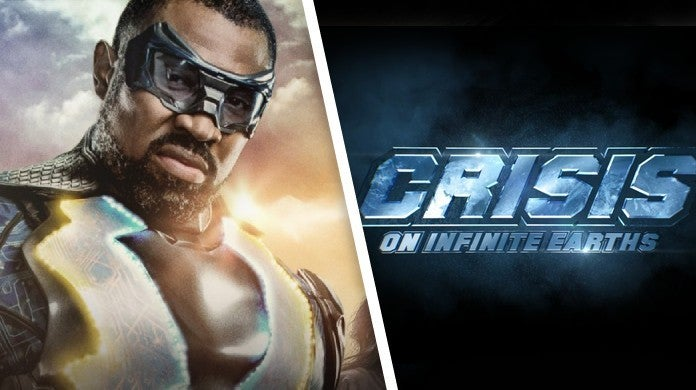 crisis on infinite earths black lightning