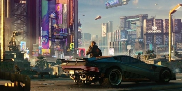 New Cyberpunk 2077 Images Show Off Night City in Great Detail