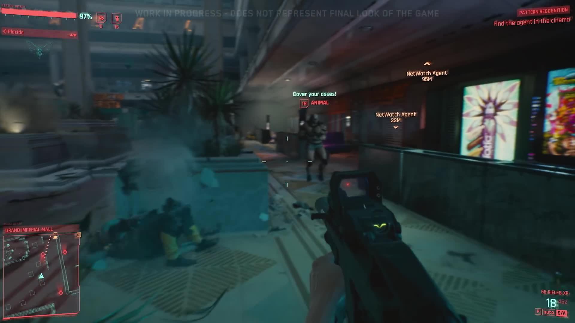 Cyberpunk 2077 - Deep Dive Video [HD] screen capture
