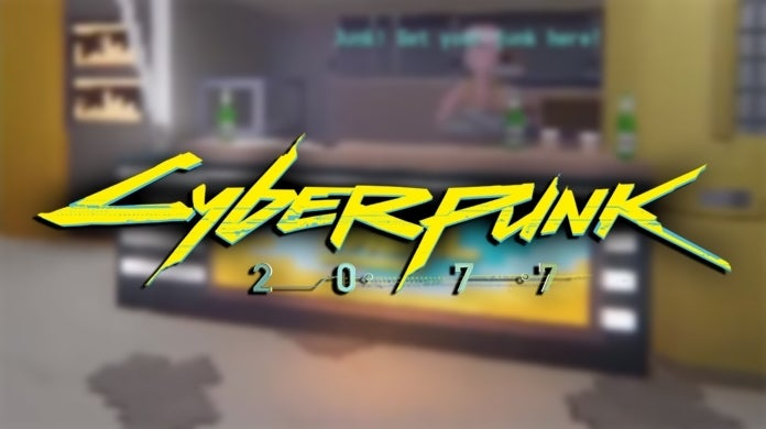 Cyberpunk 2077 Demake PS1