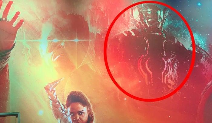 D23 Expo Marvel MCU Phase 4 Promotional Images Celestial Arishem