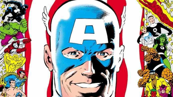 D23 Marvel Comics Speculation - Captain America #323