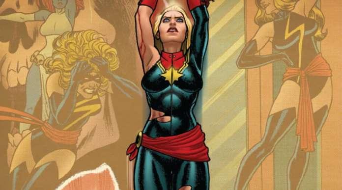 D23 Marvel Comics Speculation - Captain Marvel #14