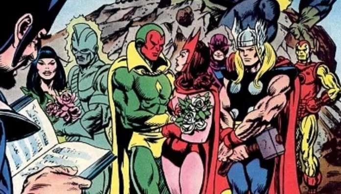 D23 Marvel Comics Speculation - Giant-Size Avengers #4