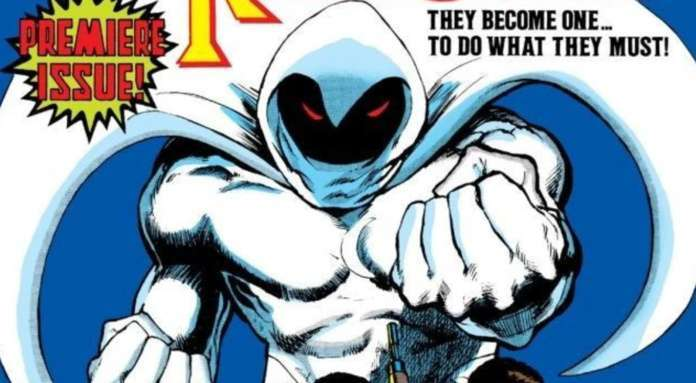 D23 Marvel Comics Speculation - Moon Knight #1