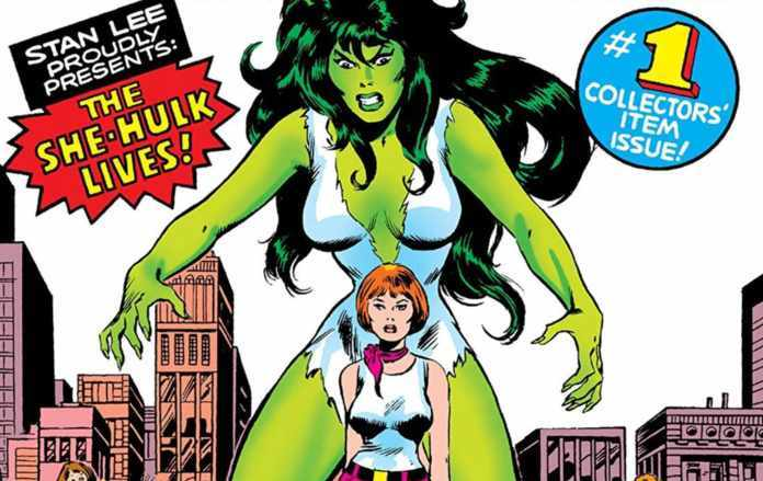 D23 Marvel Comics Speculation - Savage She-Hulk #1