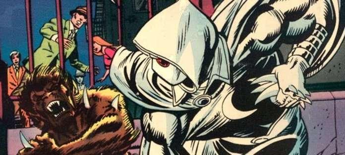 D23 Marvel Comics Speculation - Werewolf by Night #32