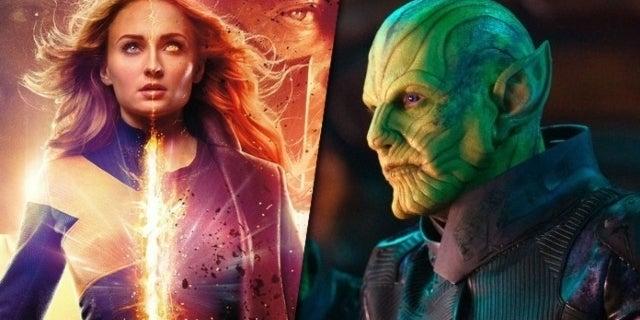 Recently Revealed X-Men: Dark Phoenix Skrull Designs Look Better than the MCU's Version
