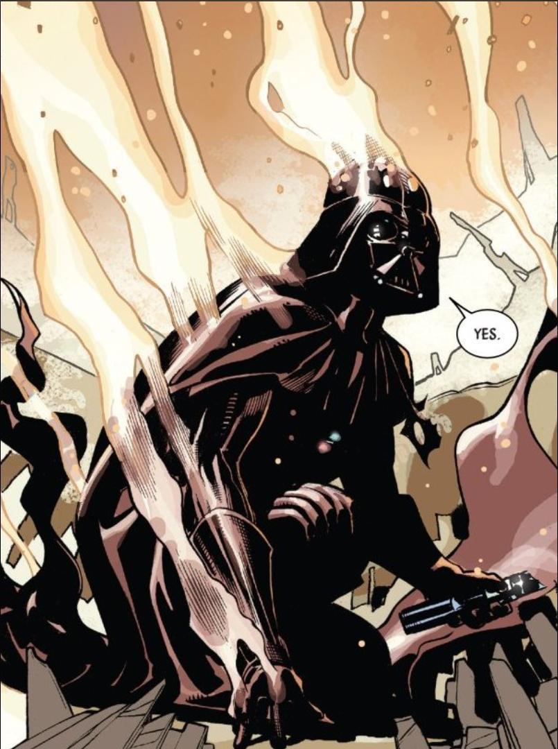 Darth Vader Marvel 1000