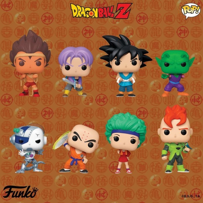 dbz-funko-pop