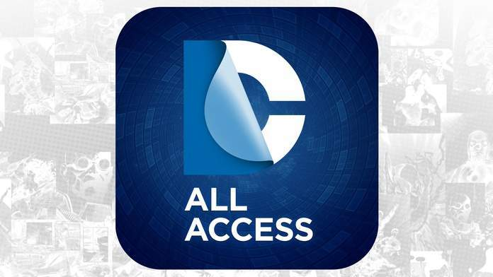 DC Comics DiDio Lee - All Access