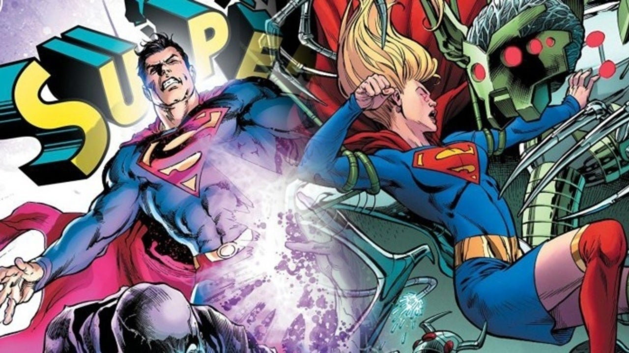 DC Comics Asks Retailers to Destroy Copies of Superman and Supergirl