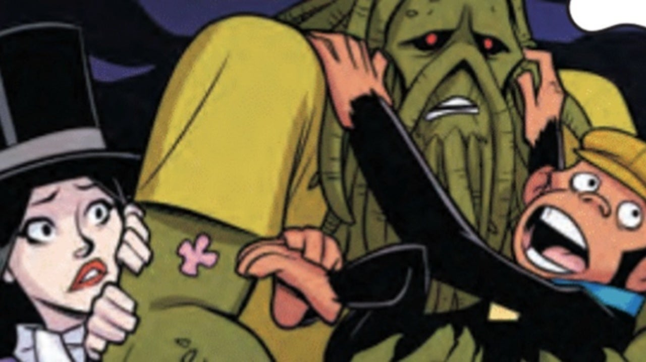 DC Turns the Justice League Dark Into the Scooby-Doo Gang